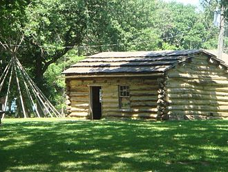 Spirit Lake Massacre - Abbie Gardner's Cabin
