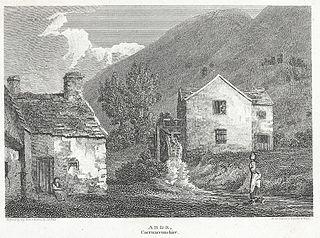 Abdr i.e. Aber, Caernarvonshire