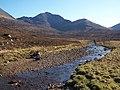 Abhainn Ceann Loch Ainort - geograph.org.uk - 1800295.jpg