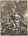 "Abraham Bosse after Claude Vignon, Illustration to Jean Desmarets' ""L'Ariane"", published 1639, NGA 60797.jpg"