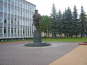 Jonava - Image: Abraomaskulvietispam inklas