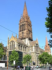 St Paul S Cathedral Melbourne Wikipedia