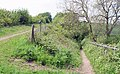 Access to the Bridleway from the Hudson Way - geograph.org.uk - 826352.jpg