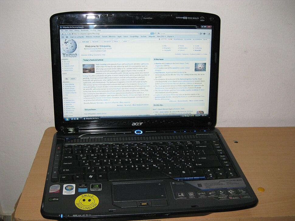 Acer aspire 4930G