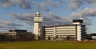 Adastral Park - The main complex at Adastral Park.