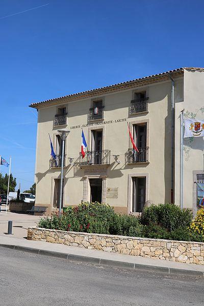 Adissan (Hérault) - mairie