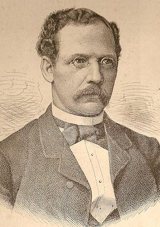 Adolf Lüderitz - F.A.E. Lüderitz (around 1885)