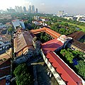 Aerial image of UNESCO inscribed San Agustin Church in Intramuros.jpg