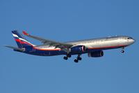 VQ-BCV - A333 - Aeroflot