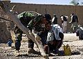 Afghan Commandos, Police unite to secure rural Kandahar DVIDS385710.jpg