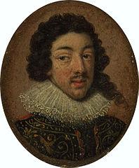 Lodewijk XIII (1601-43), koning van Frankrijk