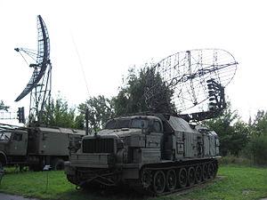 Agata radiolocation station at the Muzeum Polskiej Techniki Wojskowej in Warsaw (2).JPG