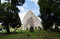 Aghowle Church West Gable 2016 09 11.jpg