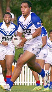 Agnatius Paasi Tongan rugby league footballer