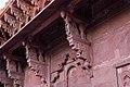 Agra Fort-Jahangiri Mahal courtyard-20131018.jpg