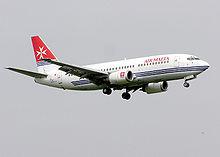 Boeing 737 Classic - Wikipedia bahasa Indonesia