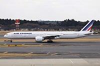 F-GSQB - B77W - Air France