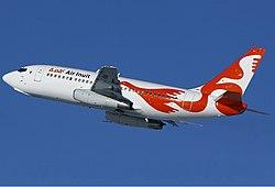 Boeing 737-200 der Air Inuit