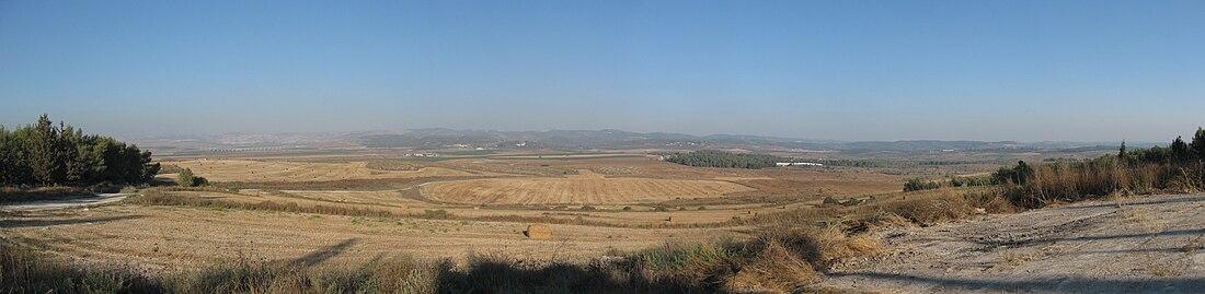 עמק איילון מיער המגינים