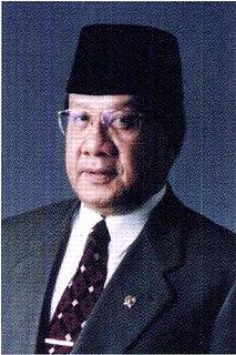 Akbar Tandjung Indonesian politician
