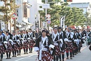 Akō, Hyōgo - Akō Chūshingura Festival in December 14, 2009