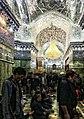 Al-Askari Shrine, days before Arbaeen - Nov 2017 11.jpg