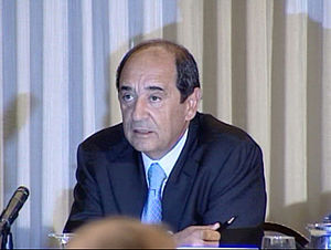 Alain J. P. Belda - Image: Alain Belda (Chairman and C.E.O., Alcoa) (369136253)