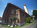 Albairate - Chiesa parrocchiale di San Giorgio Martire - panoramio (3).jpg