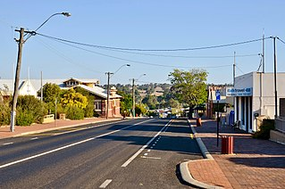 Kojonup, Western Australia Town in Western Australia