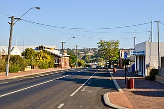 Kojonup, Western Australia - Albany Highway, Kojonup, 2018