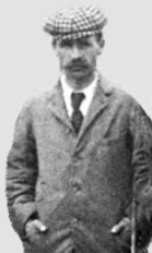 Albert Tingey Sr. - Image: Albert Tingey