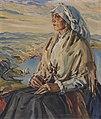 Albert Sirk - Portret Sirkove žene v narodni noši.jpg