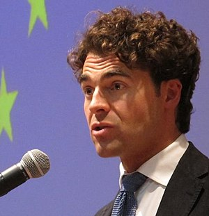 Alberto Alemanno - Alberto Alemanno speaking about Europe (2011)