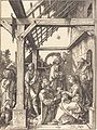 Albrecht Dürer - The Adoration of the Magi (NGA 1943.3.3672).jpg