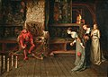 Albrecht De Vriendt - Playing skittle at the court of the Count of Flanders.jpg