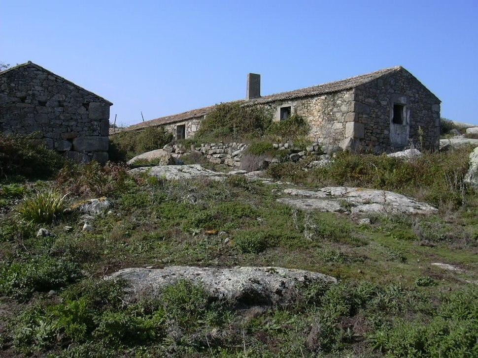 Aldea de Sálvora, Aguiño, Ribeira