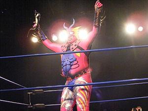 CMLL Super Viernes (August 2010) - Invasor El Alebrije