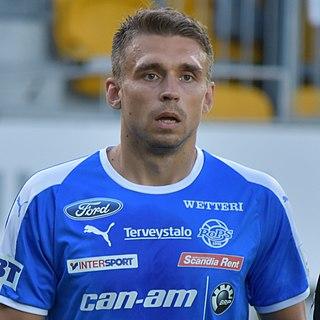 Aleksandr Kokko Finnish footballer