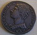 Alessandro de' medici coins 1531-36, testone recto.JPG