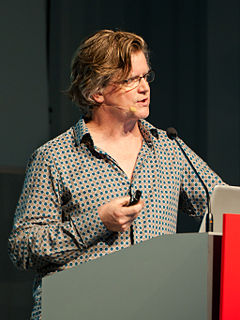 Alex McDowell British pproduction designer
