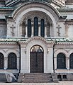 Alexander Nevsky Cathedral side entrance fragment.jpg