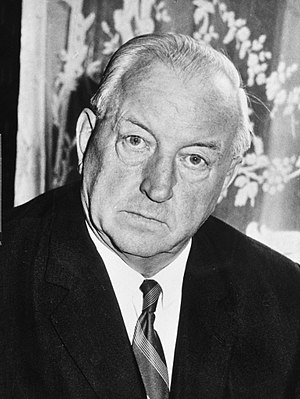 Alfons Gorbach - Gorbach in 1965