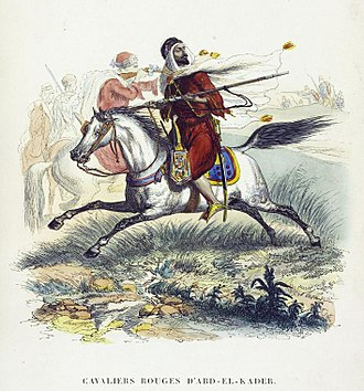 Emirate of Abdelkader - Algerian Cavalry