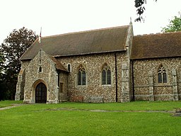 All Saints' church, Wimbish, Essex - geograph.org.uk - 192501.jpg