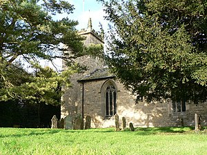 Canwick - Image: All Saints, Canwick geograph.org.uk 95153