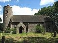 All Saints Church - view across churchyard - geograph.org.uk - 629906.jpg