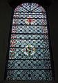 All Saints Church Farley, Wiltshire, England - chancel north window.jpg