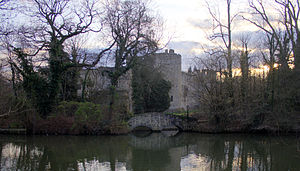 Grade I listed buildings in Maidstone - Image: Allington Castle