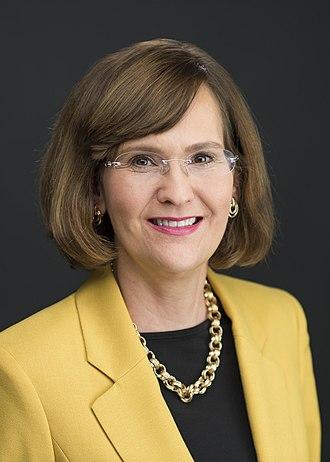 Emporia State University - Allison Garrett, ESU's current president