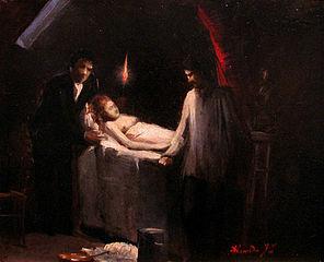 The sculptor (Resurrection)